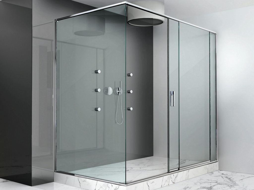 Szklane balustrady, drzwi i kabiny - nowa odsłona szkła