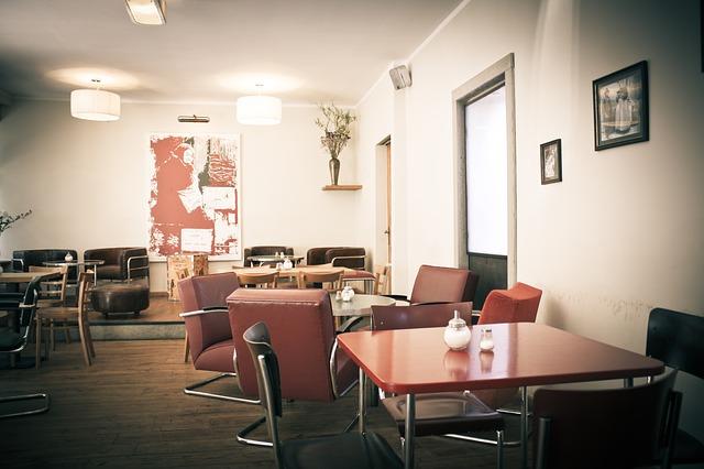 Działalność gastronomiczna – otwieramy kawiarnię
