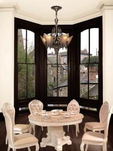Lampy stołowe tradycyjne i designerskie modele