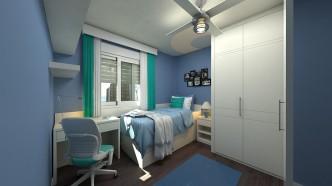 Jak optycznie powiększyć mały pokój?