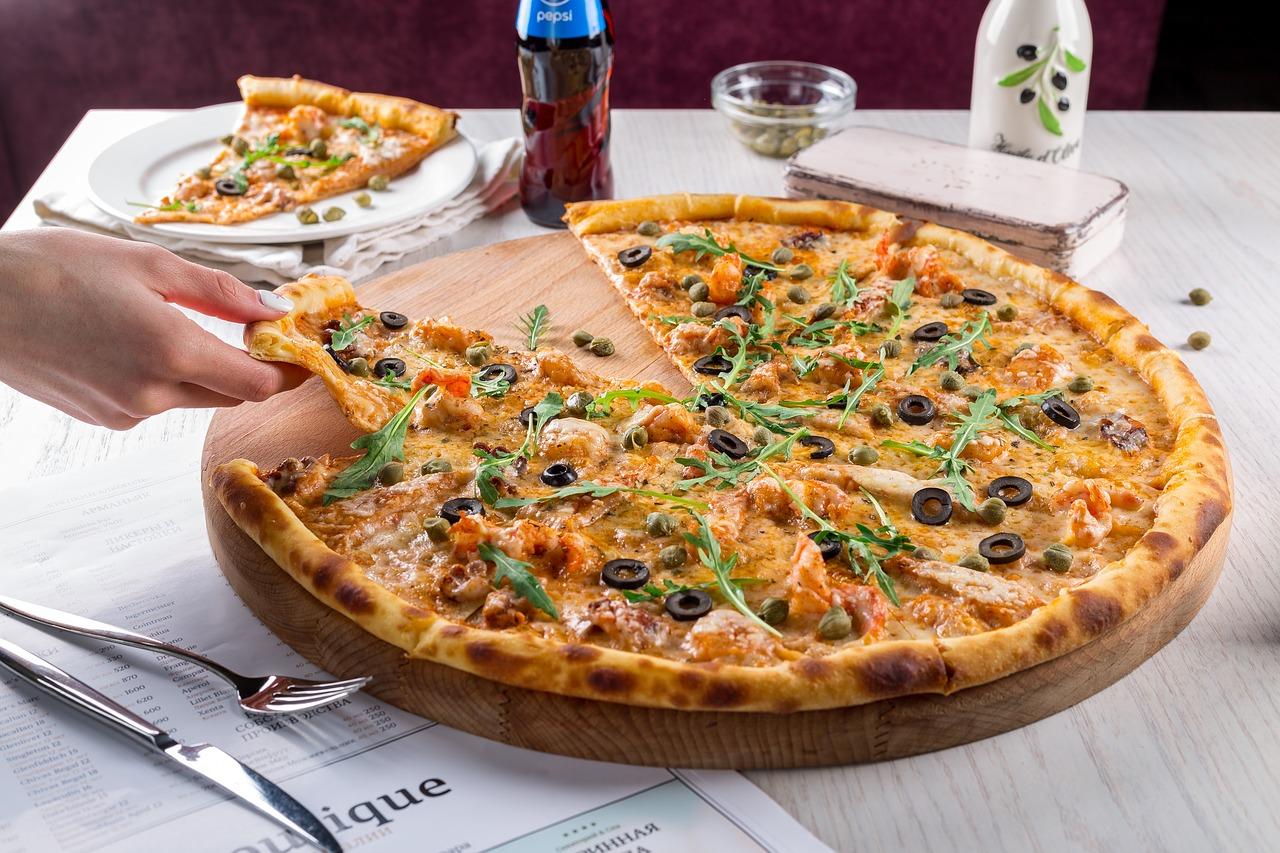Prawdziwa pizza: co to jest?